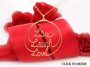 Live-Laugh-Love-wire-jewelry-Necklace