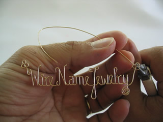 completed wire name logo