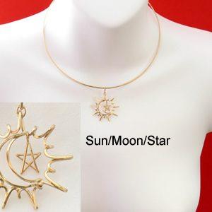 Sun_moon_star pendant