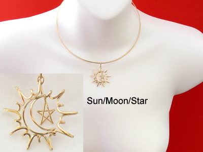 Sun_moon_star pendant